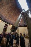 El observatorio GAO RAS de Pylkovsky es los obs astronómicos principales Imagen de archivo
