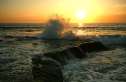 El Océano Índico Foto de archivo libre de regalías