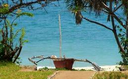 El Océano Índico Imágenes de archivo libres de regalías