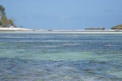 El Océano Índico Fotografía de archivo libre de regalías