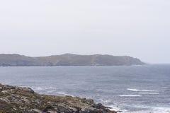 El océano Fotografía de archivo libre de regalías