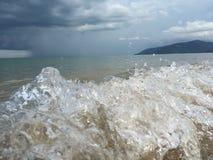 El océano Fotos de archivo libres de regalías