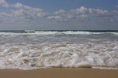El Océano Atlántico Fotografía de archivo libre de regalías