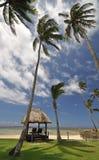 El océano de South Pacific Imagenes de archivo