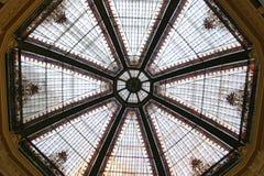 El Octogon en Zagreb Foto de archivo libre de regalías