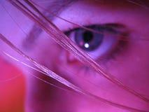 El ojo Fotos de archivo libres de regalías