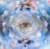 El ojo de la eternidad libre illustration