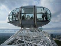 El ojo de Londres Fotos de archivo libres de regalías