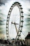 El ojo de Londres, Reino Unido Imagen de archivo libre de regalías