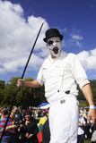 El orgullo alegre anual 2011 de Bristol Imagen de archivo libre de regalías