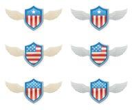El orgullo tiene alas Imagenes de archivo