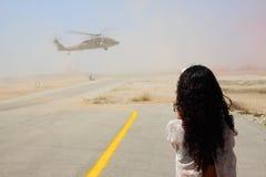 El Oriente Medio Imagenes de archivo