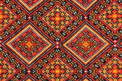 El ornamento ucraniano Imagen de archivo libre de regalías
