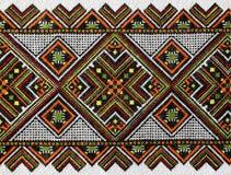 El ornamento ucraniano Imágenes de archivo libres de regalías