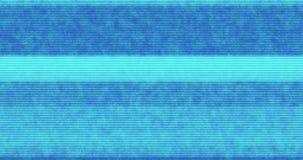 El oscilar realista de la interferencia de la pantalla del multicolor abstracto, señal análoga del vintage TV con mala interferen almacen de metraje de vídeo