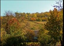 El otoño Fotografía de archivo