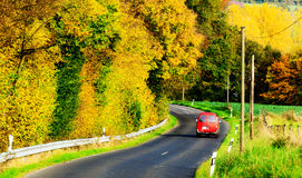 El otoño llegó Fotografía de archivo