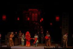 El otoño oriental antiguo del drama de las bodas Fotografía de archivo libre de regalías