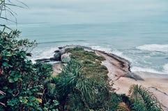 El otro lado de la isla fotos de archivo libres de regalías