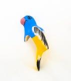 El pájaro hace del yeso de París Imagen de archivo