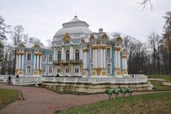 El pabellón de la ermita Imagenes de archivo