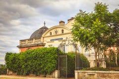 El pabellón del Enrique IV donde estaba o el rey francés Louis XIV nacido Imagen de archivo