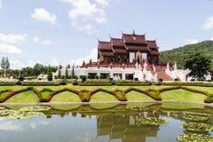 El pabellón real de Tailandia foto de archivo