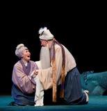 El pabellón triste de la brisa de la ópera del šJiangxi del ¼ del womanï imagen de archivo