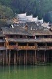 El paisaje de Fenghuang en Hunan, China Fotografía de archivo
