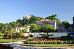 El paisaje de la isla de Gulang Fotografía de archivo