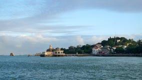 El paisaje de la isla de gulangyu Fotografía de archivo