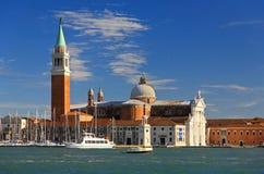 El paisaje de Venecia foto de archivo libre de regalías