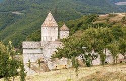El paisaje en Armenia (Tatev) Foto de archivo libre de regalías
