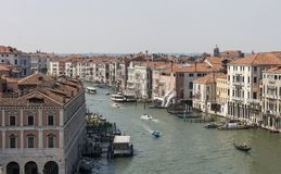 El paisaje en Venecia, Italia Imágenes de archivo libres de regalías