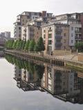 El paisaje en York, Reino Unido foto de archivo