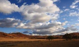El paisaje espectacular del prado de Inner Mongolia Imágenes de archivo libres de regalías