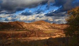 El paisaje espectacular del prado de Inner Mongolia Fotografía de archivo libre de regalías