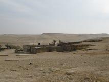 El paisaje estéril de estructuras civiles imagenes de archivo