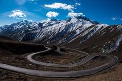 El paisaje hermoso: El viajar en Sinkiang fotos de archivo