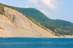 El paisaje marino Fotos de archivo libres de regalías