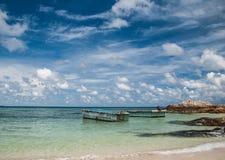 El paisaje marino hermoso Foto de archivo libre de regalías