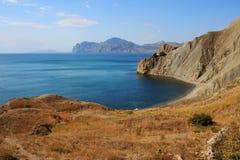 El paisaje marino. Marco 7580 Imagen de archivo libre de regalías