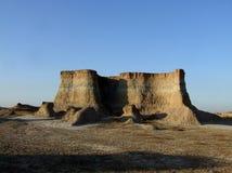 El paisaje salvaje Fotografía de archivo libre de regalías