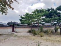 El palacio foto de archivo