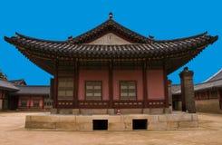 El palacio. Imagen de archivo