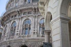 El palacio Imágenes de archivo libres de regalías