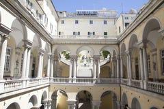 El palacio Fotografía de archivo libre de regalías