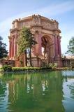 El palacio de bellas arte en San Francisco Imagen de archivo libre de regalías
