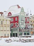El palacio de Bruck Imagen de archivo libre de regalías