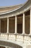 El palacio de Charles v en Granada fotografía de archivo libre de regalías